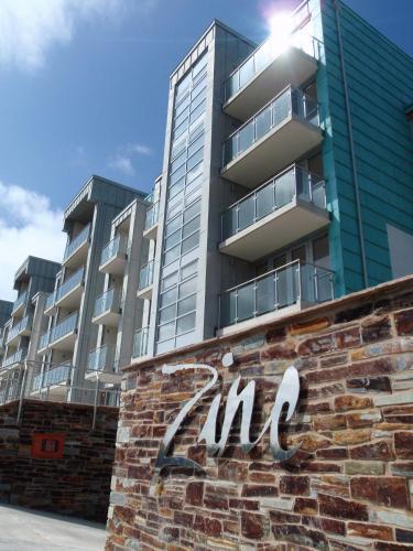 Zinc,Newquay