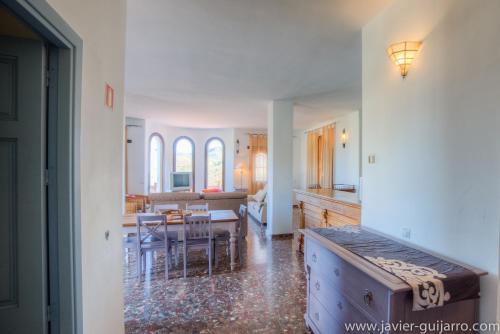 Apartment mit 3 Schlafzimmern (6 Erwachsene) Hotel Villa Maltés 9
