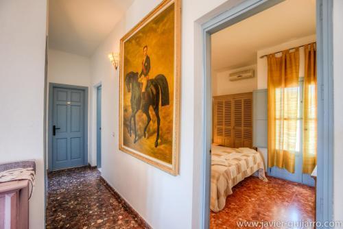 Apartment mit 3 Schlafzimmern (6 Erwachsene) Hotel Villa Maltés 10