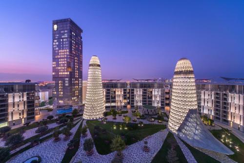 Stay at Banyan Tree Doha At La Cigale Mushaireb