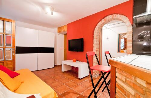 Apartamento con terraza (Apartment with Terrace)