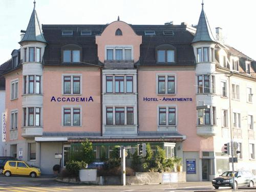 Accademia Apartments in Zürich