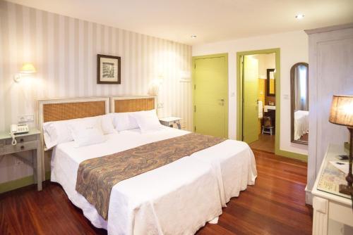 Habitación Doble - Uso individual Hotel Quinta de San Amaro 1