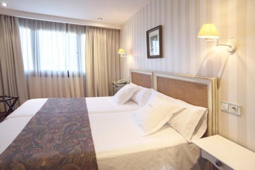 Habitación Doble - Uso individual Hotel Quinta de San Amaro 2