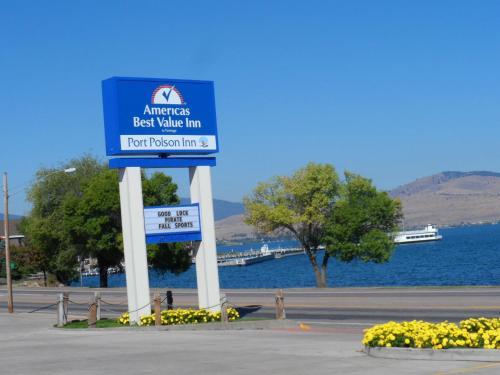 Americas Best Value Port Polson Inn