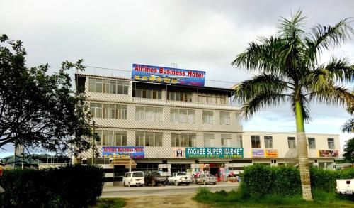 Airlines Business Hotel, Port Vila