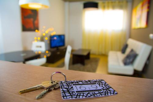 Apartamentos 16:9 Playa Suites.  Foto 9