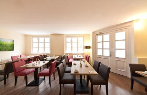 Novum Hotel Alster Hamburg St. Georg photo 9