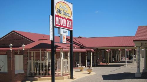 Dalby Mid Town Motor Inn