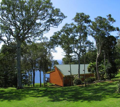 Forrester Court Cliff Top Cottages, Cascade