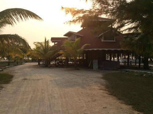 Sea Eye Hotel - Laguna Building, Utila