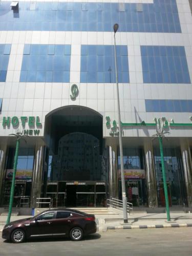 Al Marwah Al Jadeed Hotel