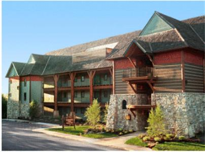 Photo of Bluegreen Wilderness Club at Big Cedar Hotel Bed and Breakfast Accommodation in Ridgedale Missouri