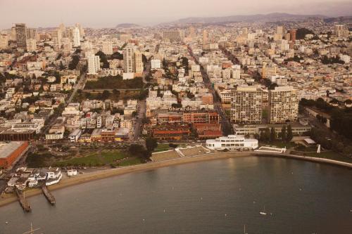 Fairmont Heritage Place Hotel Review San Francisco Travel