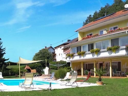 Ferienwohnungen Brezjak - Apartment mit 1 Schlafzimmer (2-4 Erwachsene)