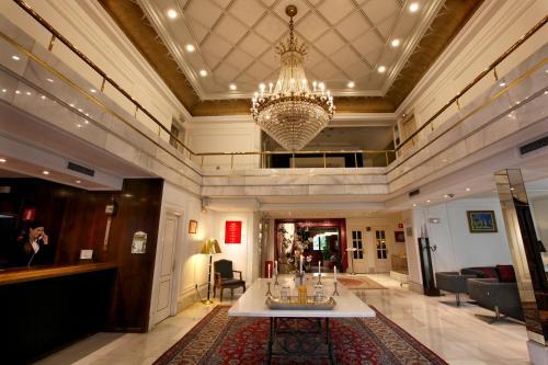 Отель Ercilla López de Haro 5 звёзд Испания