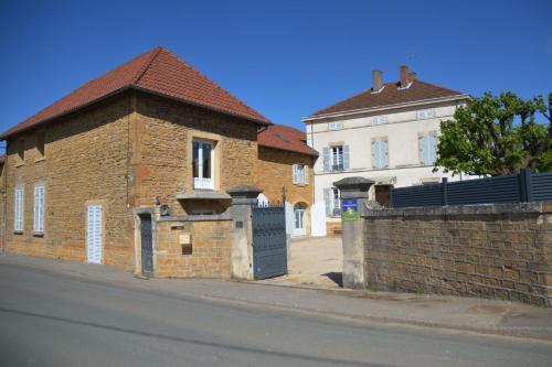 Chambre d'hôtes Le Jardin Des Pierres Dorées