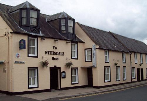 Photo of Nithsdale Hotel Hotel Bed and Breakfast Accommodation in Sanquhar Dumfries and Galloway