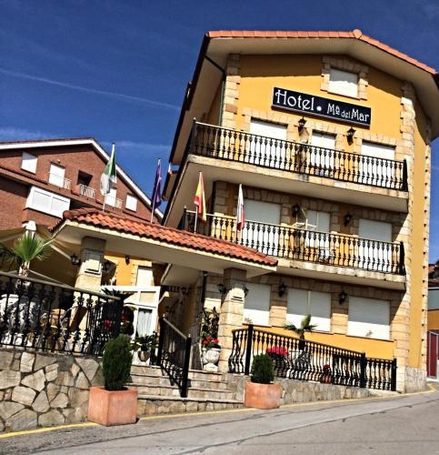 Hotel Maria del Mar front view