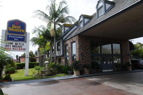 Best Western Palm Garden Inn -  star rating for travel with kids