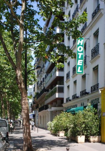 H tel transcontinental h tel 155 avenue du maine 75014 for Garage avenue du maine