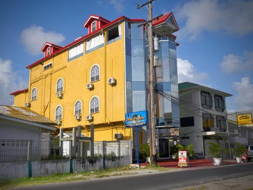 Find cheap Hotels in Guyana