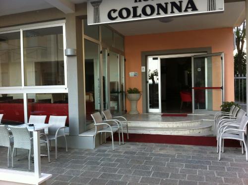 Отель Albergo Colonna 2 звезды Италия