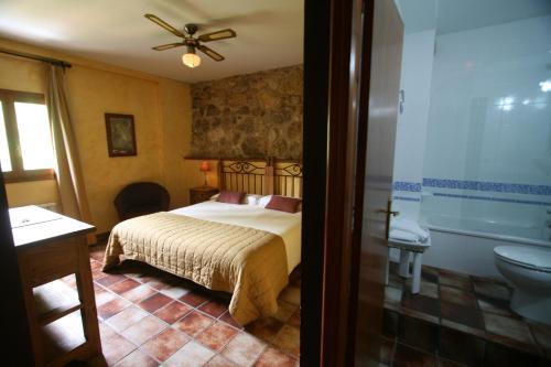 Double Room Hotel Moli de l'Hereu 2
