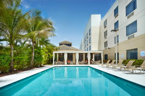 Hilton Garden Inn West Palm Beach Airport - Promo Code Details