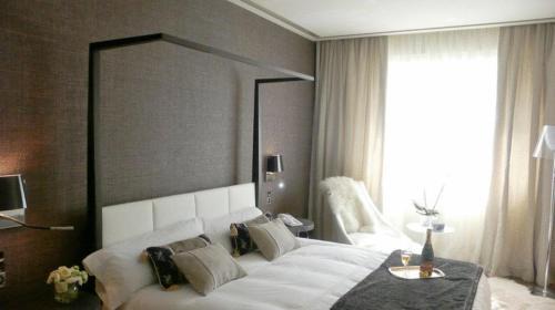 Dreibettzimmer Gran Hotel Nagari Boutique & Spa 1