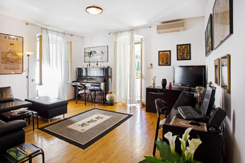 Apartment Hidden Paradise Bacvice