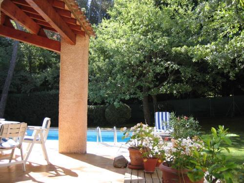 Villa proche d'Aix-en-Provence