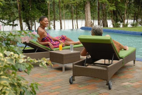 Bergendal Eco & Cultural River Resort, Berg en Dal