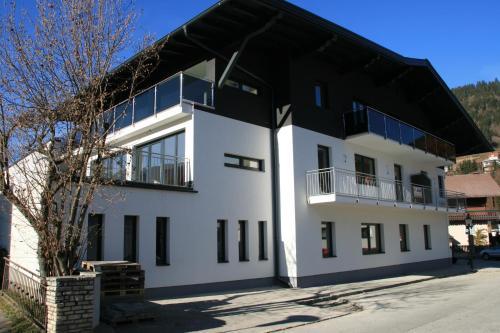 Schraberger - Haus Holland - Apartment mit 2 Schlafzimmern und Terrasse