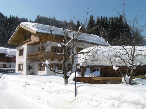 Haus Breitfuss - Apartment mit Blick auf die Berge
