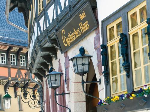 Travel Charme Hotel Gothisches Haus In Wernigerode