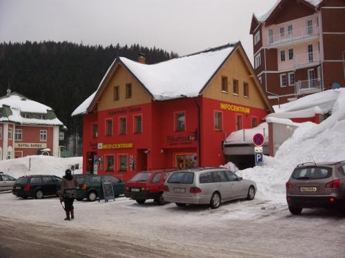 Apartmá Turista, Pec pod Snežkou