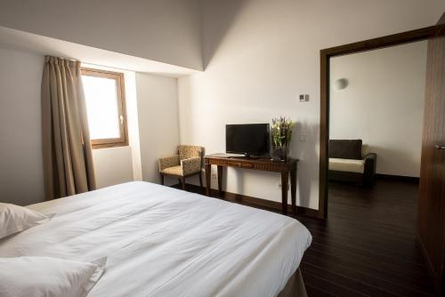 Junior Suite Palacio del Infante Don Juan Manuel Hotel Spa 1
