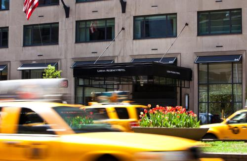 Loews Regency New York Hotel staycation