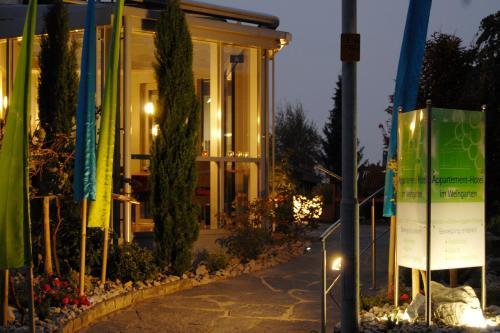 Appartement-Hotel im Weingarten (B&B)