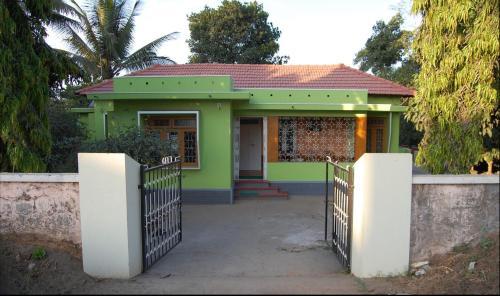 K N's Villa front view