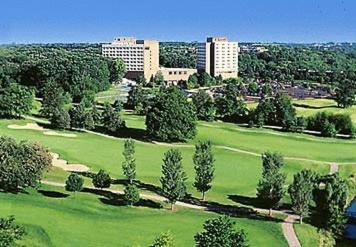 Photo of Hickory Ridge Marriott Conference Hotel Hotel Bed and Breakfast Accommodation in Lisle Illinois