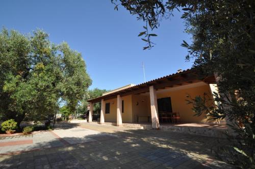 Villa Ulivo front view