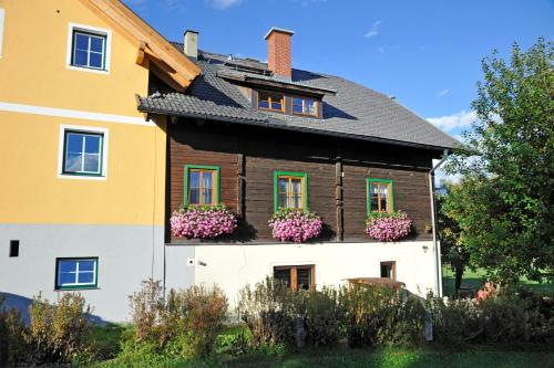 Ferienwohnungen Sauschneiderhof - Apartment mit 2 Schlafzimmern mit Balkon