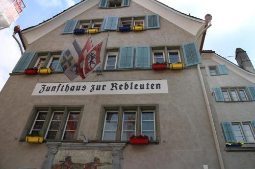 Отель Zunfthaus zur Rebleuten 0 звёзд Швейцария