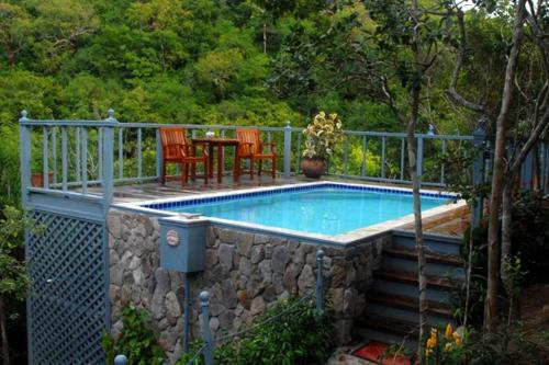 Firefly Cottages, Nevis