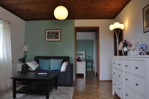 Ferienwohnung Weingut Gerngross - Apartment mit 1 Schlafzimmer und Terrasse