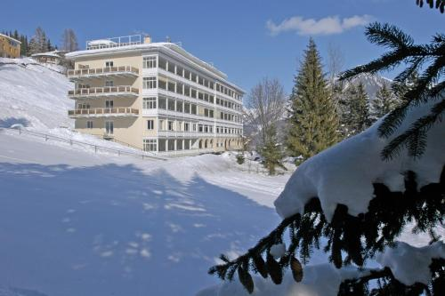 Отель Davos Youth Hostel 0 звёзд Швейцария