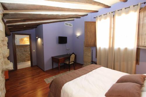 Habitación Doble Superior Hotel del Sitjar 6