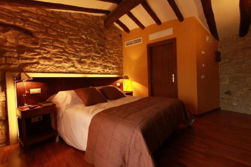 Habitación Doble Hotel del Sitjar 4